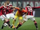 Liga de Campeones 2012-2013: vuelta de octavos de final con Barcelona-Milan y Málaga-Oporto