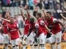 Premier League 2012-2013: resultados y clasificación de la Jornada 38
