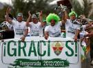 Liga Española 2012-2013 2ª División: resultados y clasificación de la Jornada 39