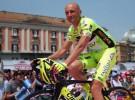 Las últimas pedaladas de Stefano Garzelli