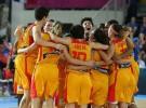 Eurobasket femenino 2013: España gana a Francia y conquista el oro