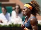 Roland Garros 2013: Serena Williams y Sara Errani jugarán la primera semifinal femenina