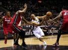 NBA Finals 2013: los Spurs acaban con los Heat a triple limpio