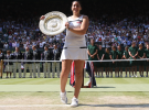 Marion Bartoli, última campeona de Wimbledon, anuncia su retirada por sorpresa