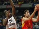 Gira Eurobasket 2013: España sufre pero acaba derrotando a Francia