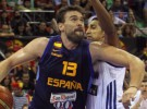Gira Eurobasket 2013: España barre a Gran Bretaña en el último test de preparación