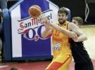 Gira Eurobasket 2013: España muestra su mejor cara barriendo a Alemania
