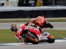 GP de Indianápolis de Motociclismo 2013: poles para Márquez, Redding y Rins