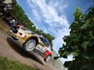 Rally de Alemania: Dani Sordo manda a falta de dos tramos para el final de la prueba