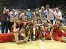 La selección sub 16 gana el Eurobasket 2013