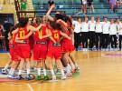 La U18 cierra un verano de oro para el basket femenino español