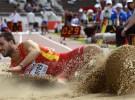 Mundial de atletismo 2013: Eusebio Cáceres se queda sin medalla