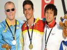 España consigue 27 medallas en los Mundiales de natación para discapacitados