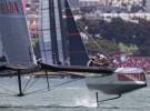 El Luna Rossa será el rival del Team New Zealand en el último desafío previo a la Copa América 2013