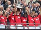 El Manchester United derrota al Wigan y conquista la Comunnity Shield