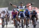 Vuelta a España 2013: Matthews gana el primer sprint