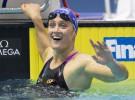 Mireia Belmonte bate el récord mundial del 800 libre en piscina corta