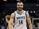 NBA: los Wolves tiran la casa por la ventan para renovar a Pekovic