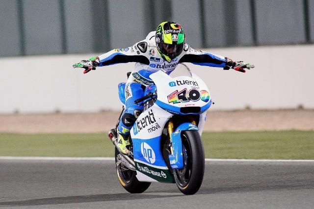 Pol Espargaró va a dar el salto a MotoGp en 2014