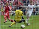 Bundesliga 2013-2014: resultados y clasificación de la Jornada 3