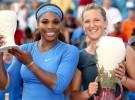 Masters 1000 de Cincinnati 2013: Azarenka conquista el título ante Serena,  los Bryan derrotan a Granollers y López en dobles