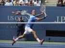 US Open 2013: Federer y Ferrer a tercera ronda