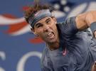 US Open 2013: Rafa Nadal, Robredo y López a tercera etapa