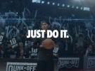 Nike nos anima a inspirarnos en nuestros ídolos y buscar nuestros límites