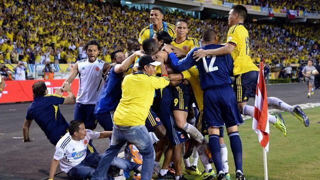 Colombia no faltará al Mundial 2014