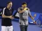 Roger Federer rompe con su entrenador Paul Annacone en busca de una reacción que le lleve al Masters de Londres