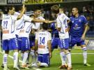 Liga Española 2013-2014 2ª División: resultados y clasificación de la Jornada 11