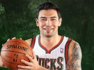 NBA: los Bucks pierden a Delfino