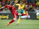 España despide 2013 con una derrota ante Sudáfrica