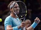 Masters de París 2013: semifinal española entre Rafa Nadal y David Ferrer