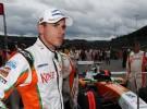 Sauber ficha a Adrian Sutil dejando solo 4 asientos libres en la parrilla de Fórmula