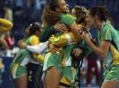 Mundial de balonmano femenino 2013: Brasil – Dinamarca y Serbia – Polonia, semifinales