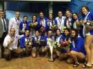 El CN Sabadell gana su primera Supercopa de Europa de waterpolo femenino
