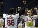 Mundial de balonmano femenino 2013: España acaba la primera fase ganando a Angola por 30-21