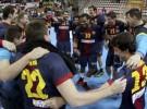 Copa ASOBAL 2013: el Barcelona busca su noveno título en el Palau Blaugrana