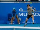 Ferrer y Tsonga comienzan ganando a Wawrinka y Murray en Abu Dabi