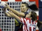 Mundial de balonmano femenino 2013: España arrolla a Paraguay y ya está en octavos de final