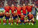 España lidera el Ranking FIFA de 2013