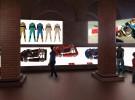 Fernando Alonso inaugura su exposición en Madrid que estará abierta hasta mayo