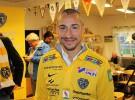 Henrik Larsson se estrenará como entrenador en marzo