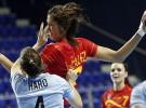 Mundial de balonmano femenino 2013: España gana a Argentina por 25-19