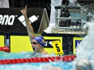 Mireia Belmonte, la reina de los Europeos de piscina corta de 2013