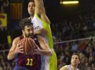 Liga Endesa ACB 2013-14: Resultados y clasificación de la jornada 9