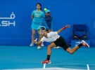Djokovic y Ferrer jugarán la final de Abu Dabi tras ganar a Tsonga y Nadal