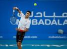 Djokovic campeón de Abu Dabi ganando a Ferrer, Nadal acaba 3º