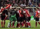 Copa del Rey 2013-2014: Real Sociedad, Almería, Betis, Atlético, Real Madrid y Racing siguen adelante